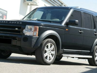 second-hand Land Rover Discovery 3 7 Locuri 4x4 - an 2006, 2.7 Hse