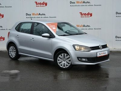 second-hand VW Polo 1.4MPI / 85CP