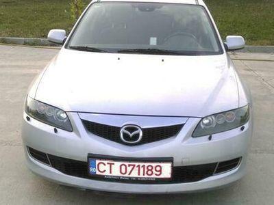 second-hand Mazda 6 break, an 2008, diesel,1998 cmc., 143 C. P., 167900 Km, reali = 1800 Euro, negociabil