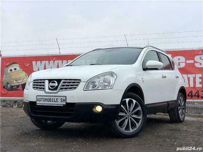 second-hand Nissan Qashqai 2010, 1.5 diesel, trapa panoramica rate