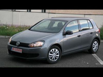 second-hand VW Golf VI cu Navi EURO 5 - an 2011, 1.6 Tdi (Diesel)