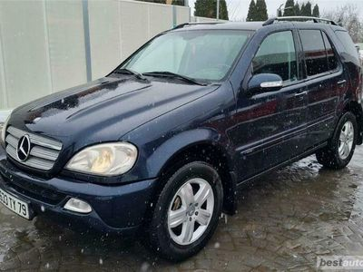 second-hand Mercedes ML270 CDI Special Edition
