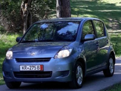 second-hand Daihatsu Sirion 2009 * CLIMA TRACTIUNE *4 X 4* IMP. GERMANIA