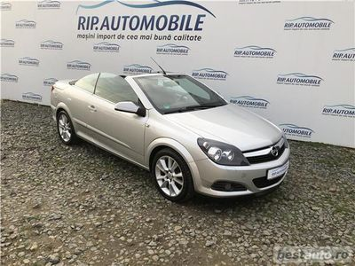 second-hand Opel Astra Cabriolet 1.9 CDTI Edition 150Cp 6+1 Vit