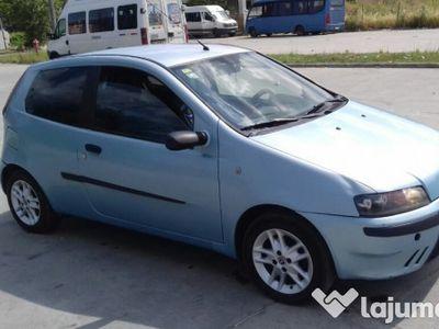 second-hand Fiat Punto 2001 acte valabile