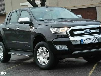 second-hand Ford Ranger LIMITED 4x4 - an 2016 luna 11, 2.2 Tdci (Diesel
