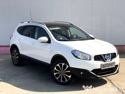 second-hand Nissan Qashqai +2 1.5 dci Conect Edition 7 loc. Pano Navi