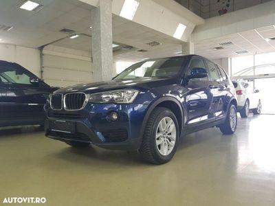 brugt BMW X3
