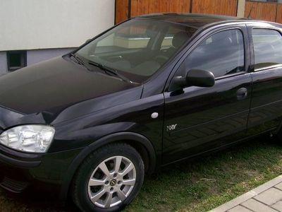 second-hand Opel Corsa C, 1,2 din 2006 stare foarte bună