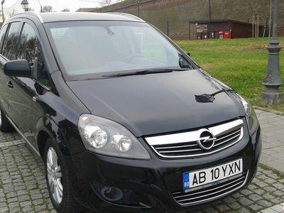 second-hand Opel Zafira 7locuri E5