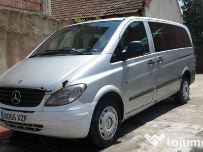 used Mercedes Vito 111 9 Locuri, 2.2 CDI Diesel, an 2005