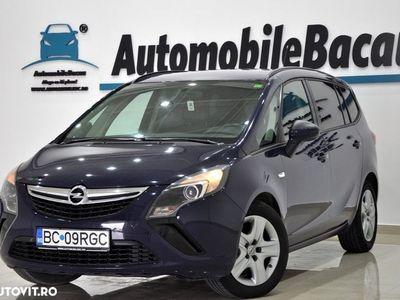 second-hand Opel Zafira 2.0 CDTI 165 CP AUTOMATA 2012 7 Locuri, Piele