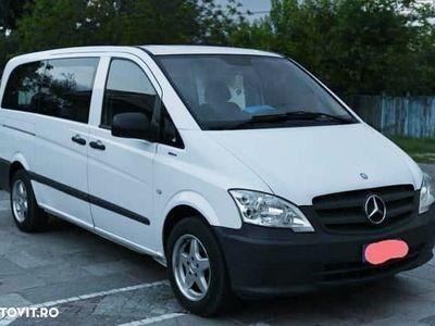 second-hand Mercedes Vito 113