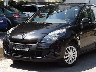 brugt Renault Scénic III mocca brown-km reali