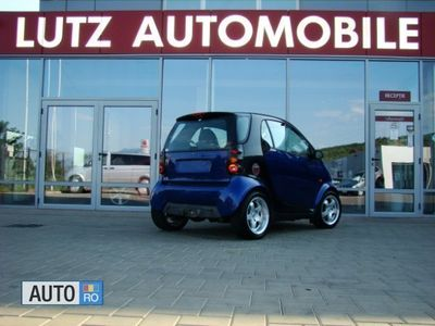 second-hand Smart ForTwo Coupé 0.8