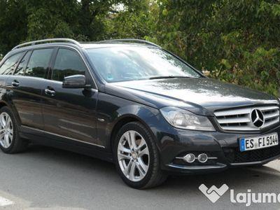 second-hand Mercedes C200 / C220 Facelift Avantgarde, 2.2 CDI Diesel, an