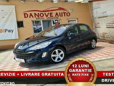 second-hand Peugeot 308 Revizie + Livrare GRATUITE, Garantie 12 Luni