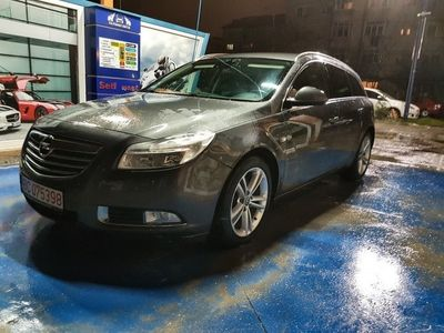 second-hand Opel Insignia 2014