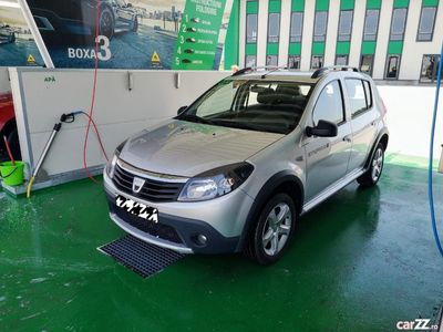 second-hand Dacia Sandero Stepway 1.5dci
