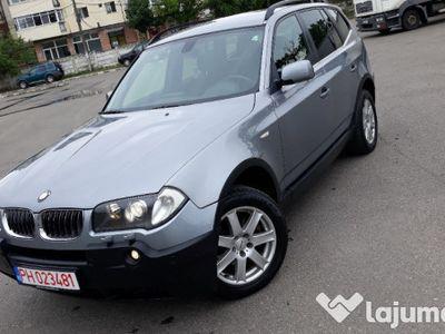second-hand BMW X3 2006 Adus din germania 3.0 Diesel 6+1 Trepte 4200 EUR