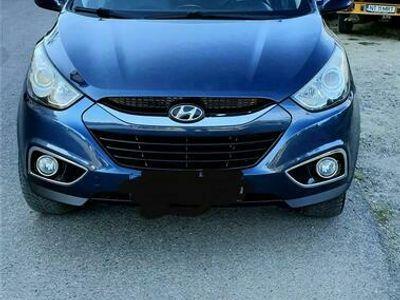 second-hand Hyundai ix35 4×4 2011