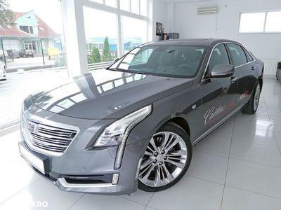 second-hand Cadillac CT6