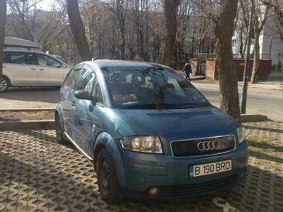 second-hand Audi A2 2001
