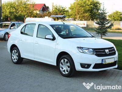 second-hand Dacia Logan 2014, 1.2i 75cp e5, 65.000 km, ac, ofer fiscal