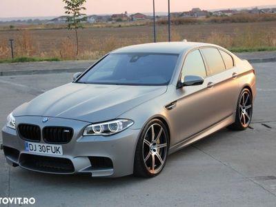 second-hand BMW M5 M