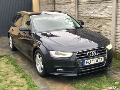 second-hand Audi A4 EURO 6