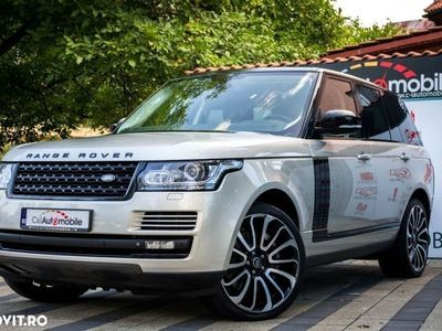 second-hand Land Rover Range Rover din 2013