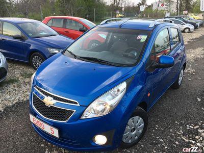 second-hand Chevrolet Spark 2010 - EURO 5 -Posibilitate RATE-