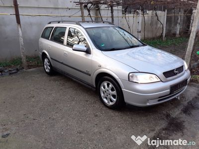second-hand Opel Astra Njoy 2004,diesel 1,7 consum mic