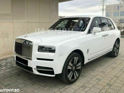second-hand Rolls Royce Cullinan