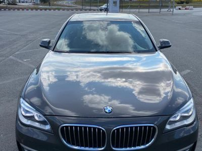 second-hand BMW 730 Seria 7 d