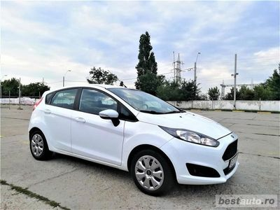second-hand Ford Fiesta 2017 - EURO 6