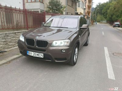 second-hand BMW X3 f25