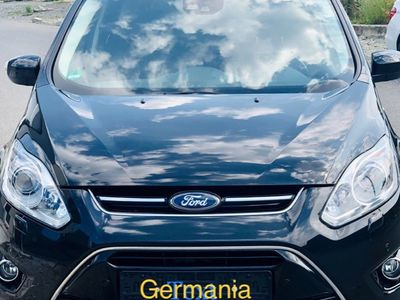 second-hand Ford C-MAX ECO Bose 2015 10000km recent adus din germania