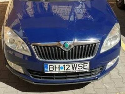 second-hand Skoda Roomster 1.6 TDI din 2012