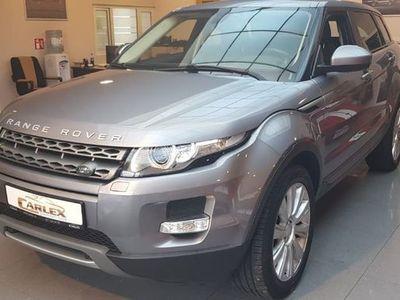 second-hand Land Rover Range Rover evoque din 2014