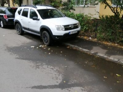 second-hand Dacia Duster 2x4