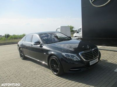second-hand Mercedes S500 S