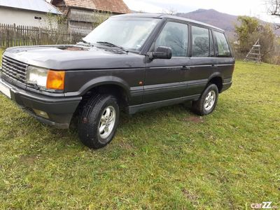 second-hand Land Rover Range Rover p38