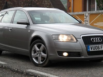second-hand Audi A6 Avant - an 2006, 2.7 Tdi (Diesel)