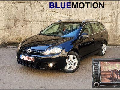 second-hand VW Golf VI navigatie climatronic 2010 1,4-122cp bluemotion