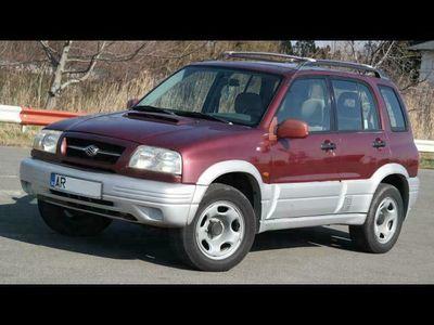 second-hand Suzuki Vitara 4x4 - an 2004 Luna 12, 2.0 Td (Diesel)