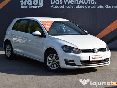 second-hand VW Golf VII 1.6 TDI/105CP