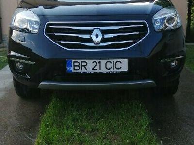 second-hand Renault Koleos 175cp, 4*4, bose.