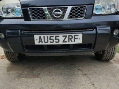 used Nissan X-Trail 2.2 diesel UK
