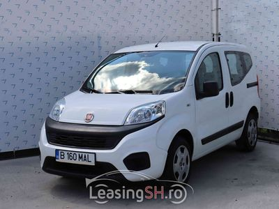 second-hand Fiat Qubo din 2017